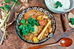 Massaman Curry vegan kohlundkarma