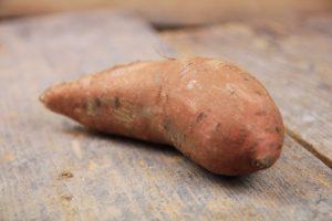 Süßkartoffel - kohlundkarma