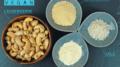 Cashew-Parmesan Rezept - Veganer-Käse - Zutaten - kohlundkarma