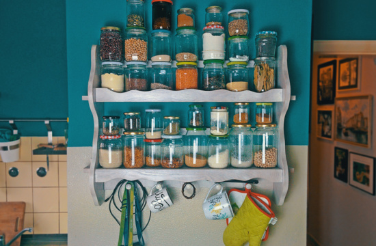 Ressourcen schonen Gläser statt Plastik - kohlundkarma