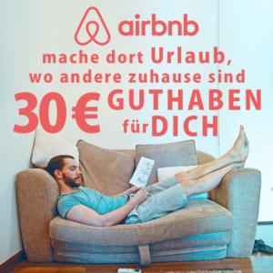 airbnb 30 Euro Guthaben | kohlundkarma