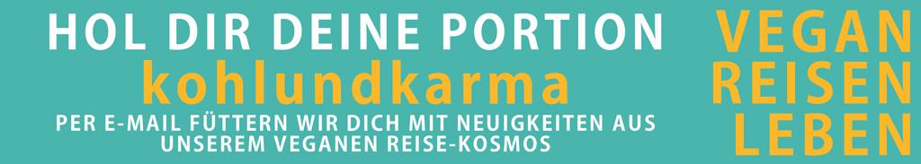 kohlundkarma Newsletter Banner