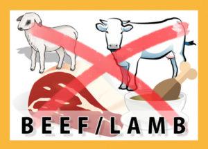 vegane Zeigetafel-Beef-Lamb-kohlundkarma