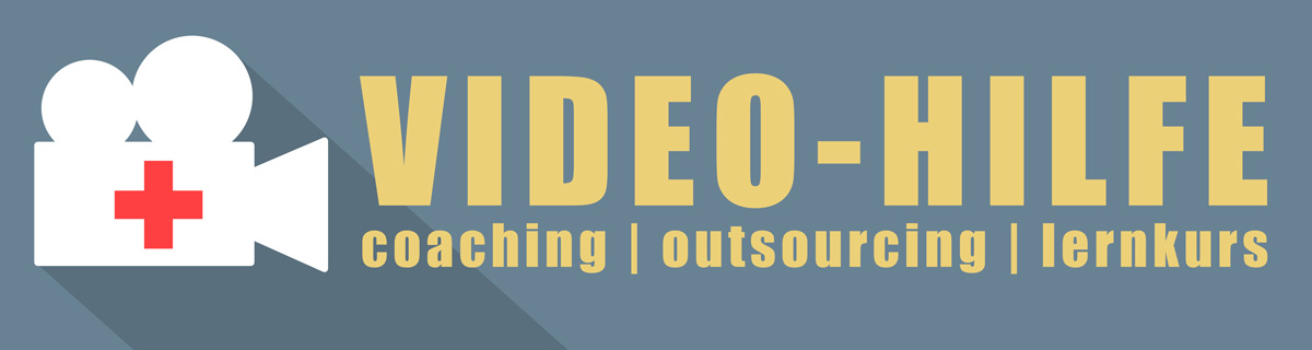 Video-Hilfe - coaching | outsourcing | lernkurs