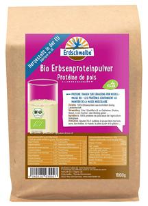 Bio-Erbsenproteinpulver-Erdschwalbe-Kohlundkarma-Empfehlungen